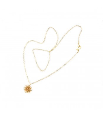 "30"" Small Peri Necklace in Gold"