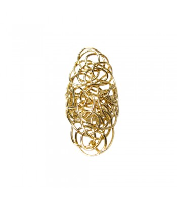Cassandra Ring in Gold