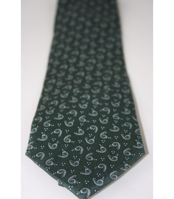 Communications Pineda Covalin Silk Tie in Gray