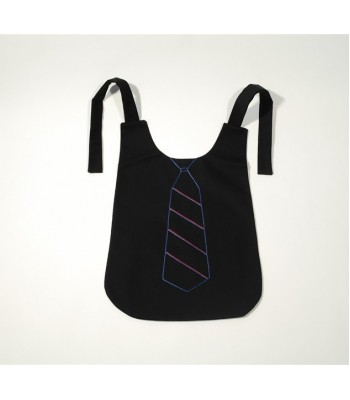 Adult Bib in Black