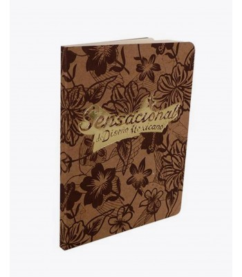 Flores Small Notebook