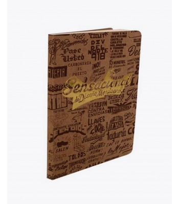 Tipografia Small Notebook
