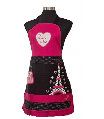 Women's Paris Apron