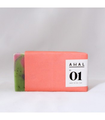 "Ahal's Soap Bar #01 ""Arriba Juan"""