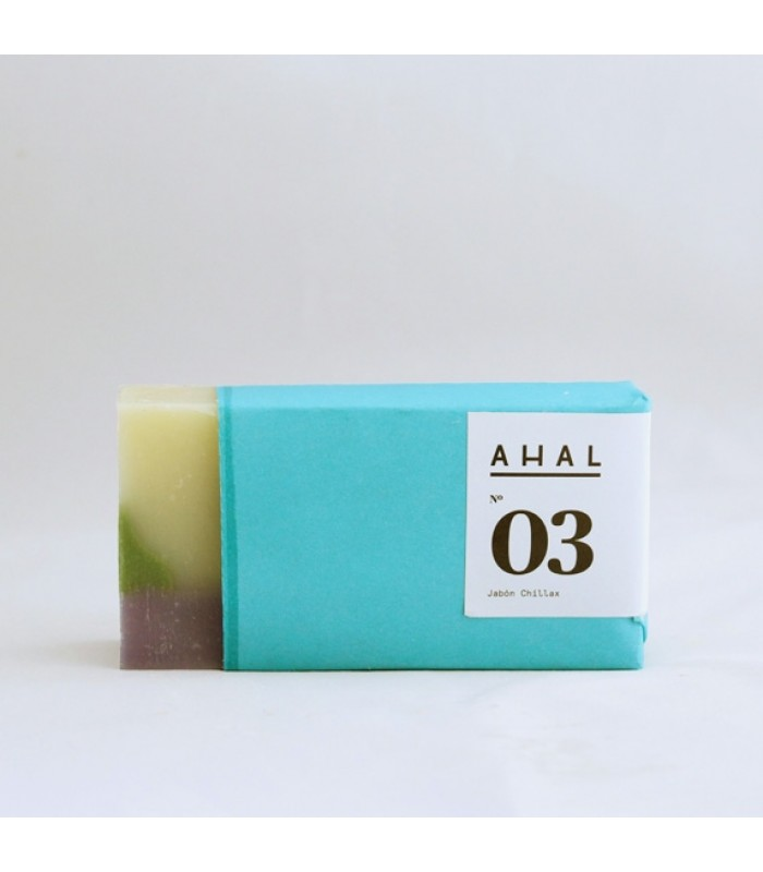 "Ahal's Soap Bar #03 ""Chillax"""