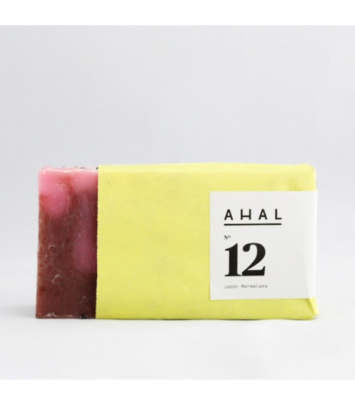"Ahal's Soap Bar #12 ""Marmalade"""