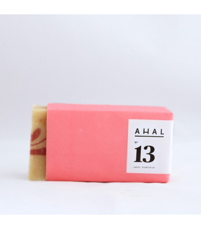 "Ahal's Soap Bar #13 ""Almond"""