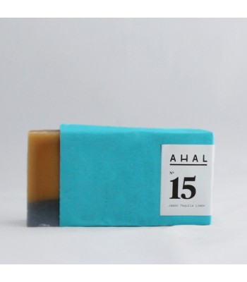 "Ahal's Soap Bar #15 ""Tequila N' Lime"""