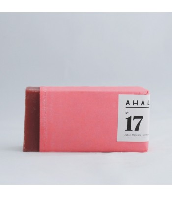"Ahal's Soap Bar #17 ""Apple and Cinnamon"""
