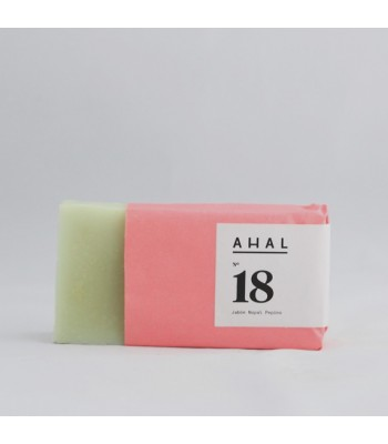 "Ahal's Soap Bar #18 ""Cactus-Cucumber"""