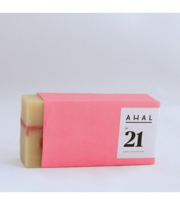 "Ahal's Soap Bar #21 ""Antiseptic and Antibacterial"""