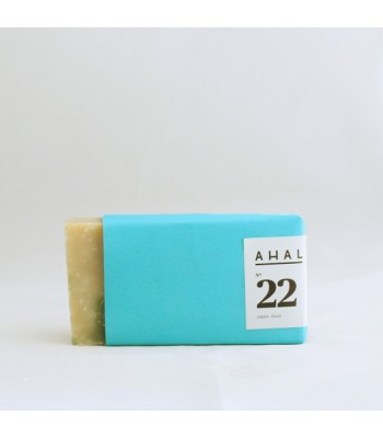 "Ahal's Soap Bar #22 ""Coconut"""