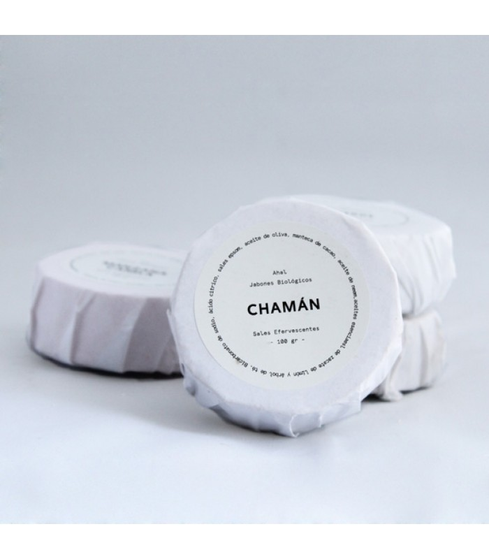 "Ahal's Bath Tablet ""Chaman"""
