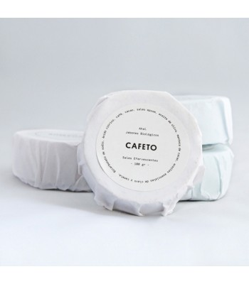 "Ahal's Bath Tablet ""Cafeto"""