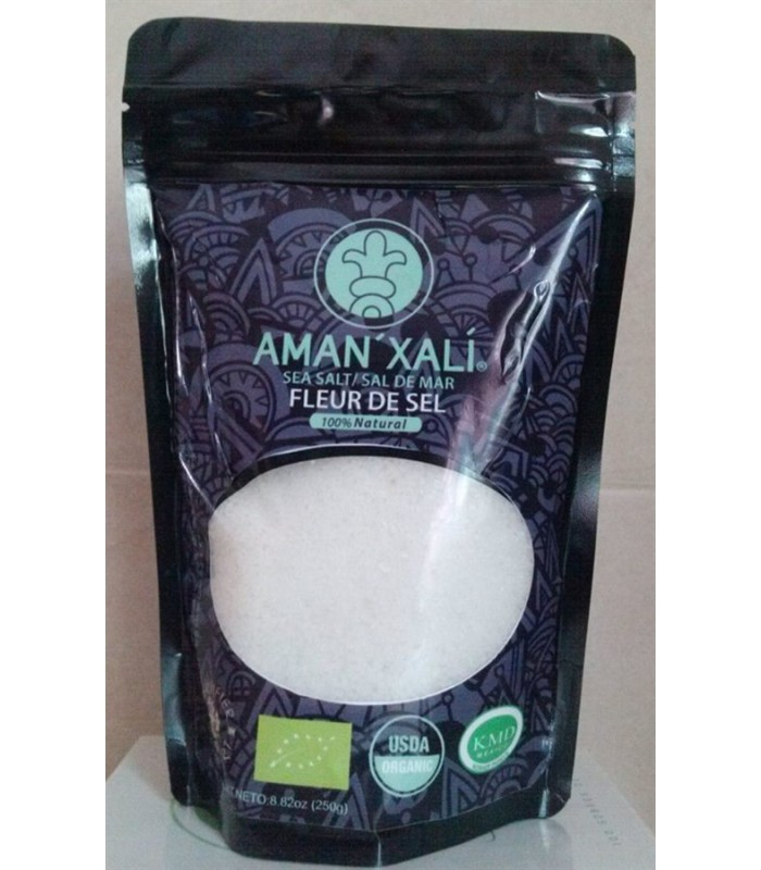 17.36oz Bag of AMAN'XALI Flower of Salt