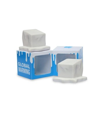 Global Warming Ice Cubes for Laptop