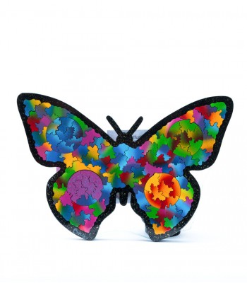 Butterfly Artistic Jigsaw Puzzle