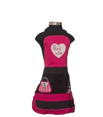 Children's Paris Apron
