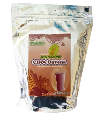 8.81oz Chocoavena dietary supplement.