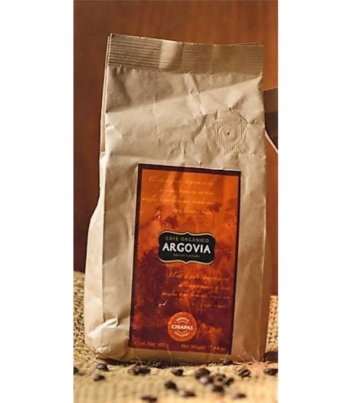 Argovia Mexican Chiapas, Roasted Ground Coffee