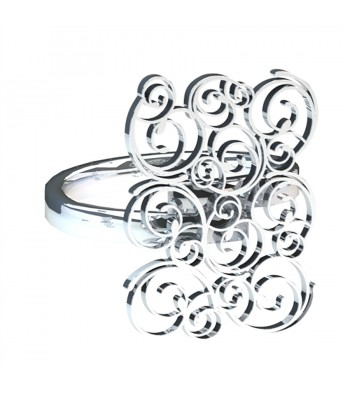Ivy Silver Ring