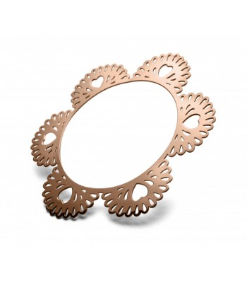 Amorcito Corazon Pink Gold Bracelet