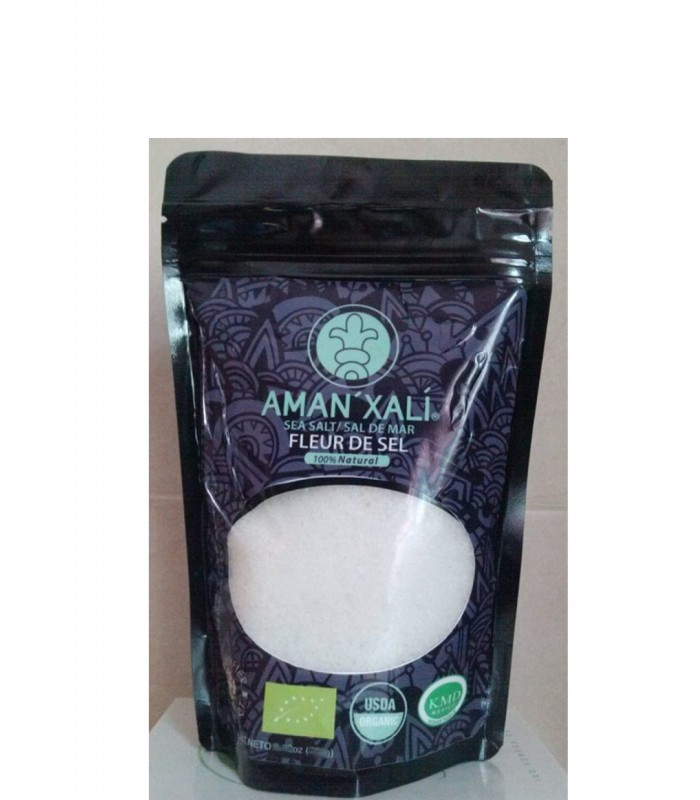 8.8oz Bag of AMAN'XALI Flower of Salt