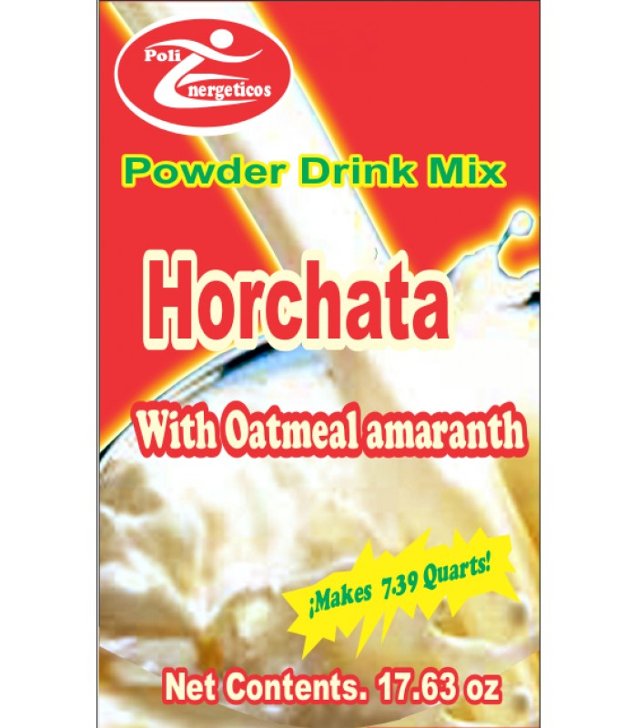 Avenamaranto and rice horchata dietary supplement