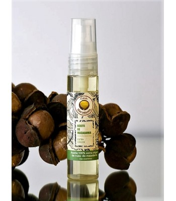 Macadamia extra virgin oil .88oz