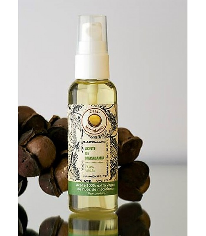 Macadamia extra virgin oil 2.11oz