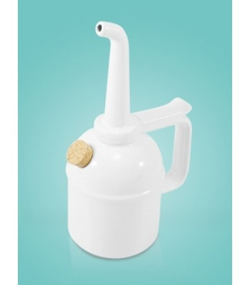 Aceitina Oil Dispenser in White