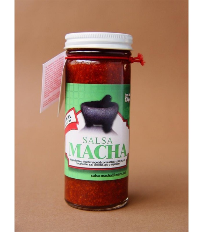 """Salsa Macha"" Artisan Made in Puebla"