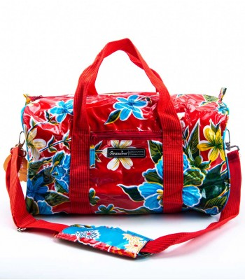 Sensacional Flowers Angel Duffel Bag