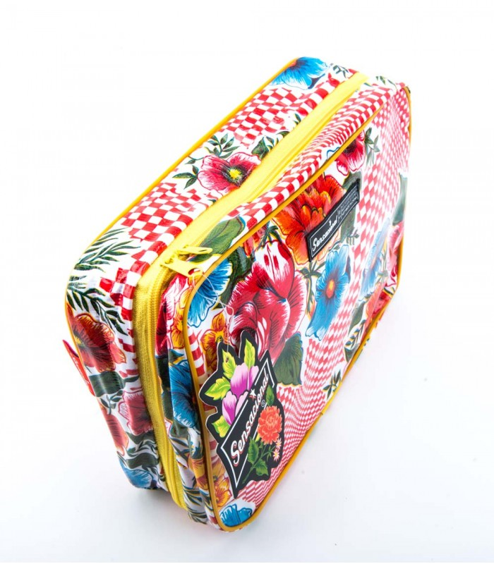 Sensacional Flowers David Make Up Bag