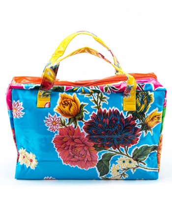 Sensacional Flowers Islas Small Briefcase