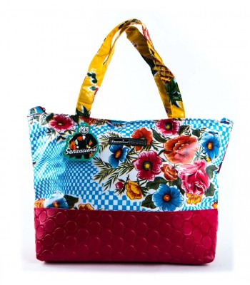 Sensacional Flowers Pirelly Bag