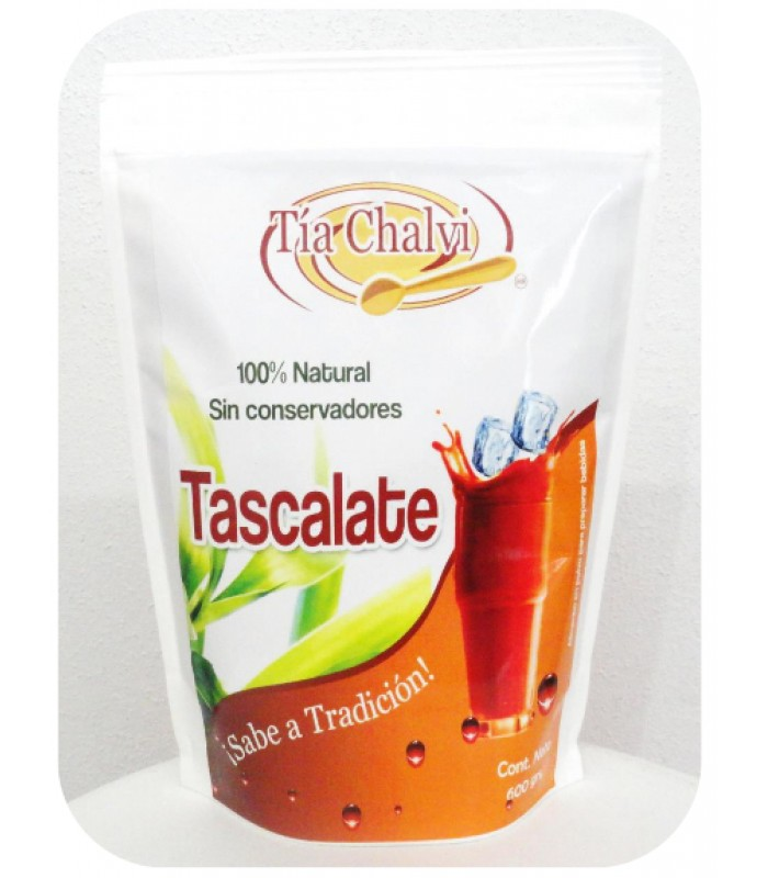 Tascalate, powder to prepare corn and cocoa based beverages, 1.32 lb.