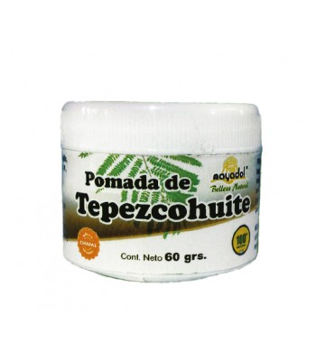 Tepezcohuite ointment to heal skin wounds