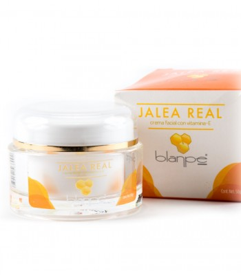 Blanpe Natural Royal Jelly Facial Cream with Vitamin E and Bee Honey